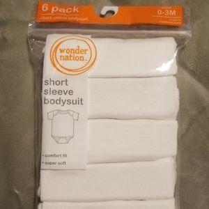 6 pack onesies
